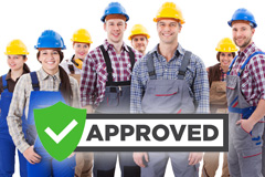 find local approved Ealing trades